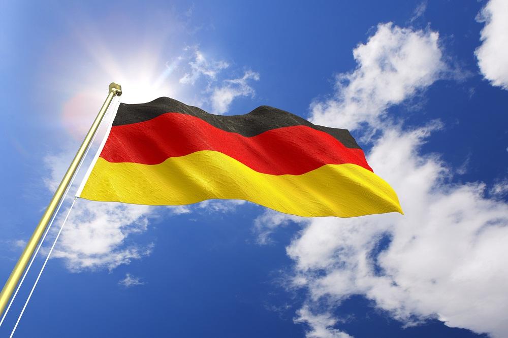 flaga Niemiec