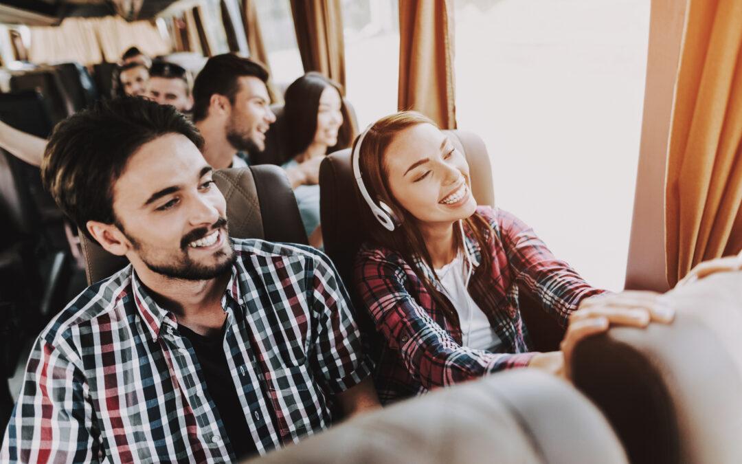Pasażerskie must-have. Co zabrać w podróż busem?